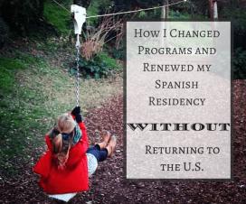 renewing residency in Spain