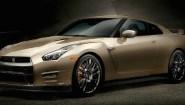 Χρυσό το επετειακό Nissan GT-R!!