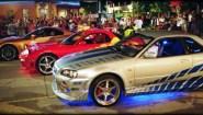 Τα αυτοκίνητα που πρωταγωνίστησαν στα Fast & Furious