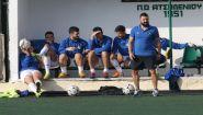 Κρασανάκης: «Έχουμε την δίψα να επιστρέψει η ομάδα στην Γ εθνική»