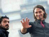 Ο Γκατούζο και ο… τσαντισμένος Ιμπραχίμοβιτς