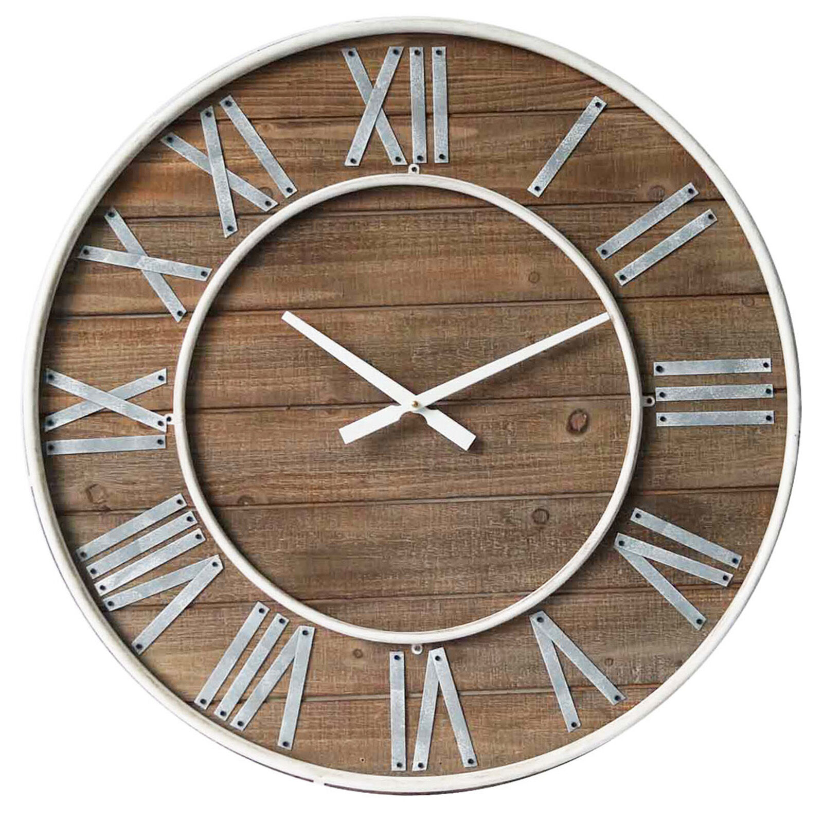 Fullsize Of Roman Numerals Clock
