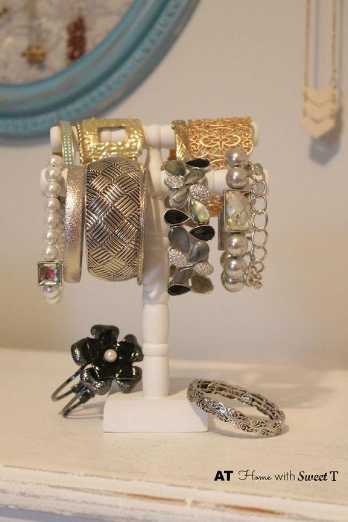 DIY Bracelet Holder