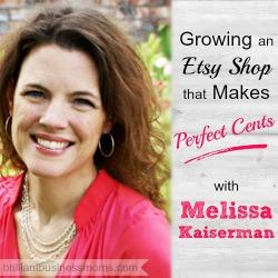 Melissa Kaiserman Brilliant Business Moms interview