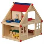 que brinquedoteca não tem uma casinha?