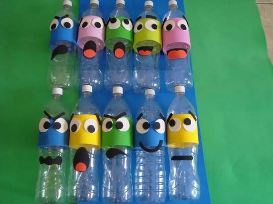 Aparador Ingles Significado ~ Blog Educare 17 jeitos divertidos de reutilizar garrafas pet