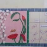 dia da mulher mural homenagem