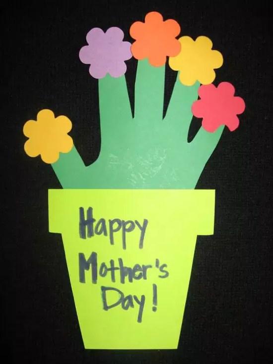 vaso dia das maes Presentes e Lembrancinhas para o Dia das Mães datas comemorativas | Atividades para Educacao Infantil