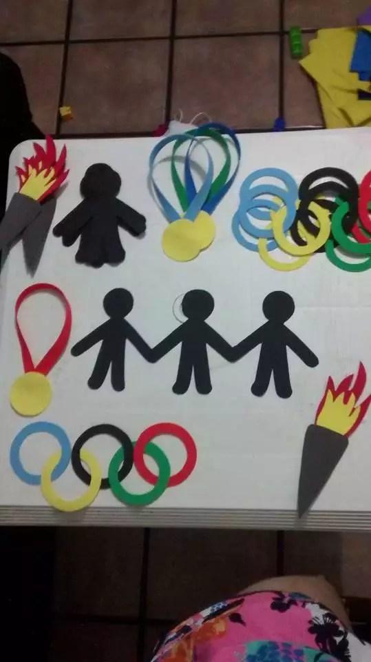 atividades-olimpiadas-2016-17 - Atividades para Educação Infantil
