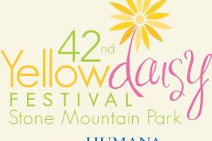 The 42nd Annual Yellow Daisy Festival at Stone Mountain Park