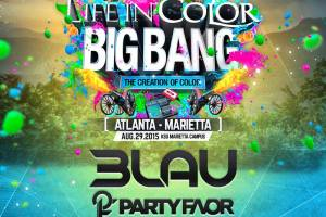 Event Preview: Life In Color @ KSU Sports + Entertainment Park 8/29/15