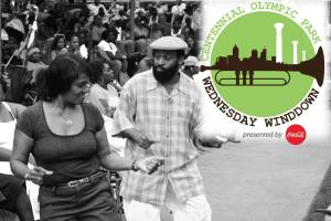 Wednesday WindDown Returns to Centennial Olympic Park 4/1-9/30