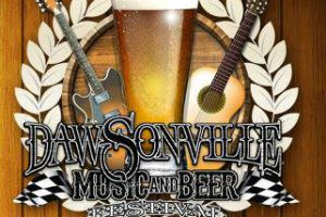 Dawsonville Music & Beer Festival 8/22- 8/23