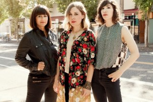 Show Review: Sleater-Kinney @ The Tabernacle 4/21/15