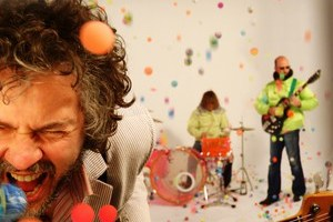 """Party In The Park"" Featuring The Flaming Lips"