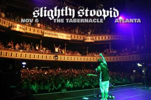 AMG Giveaway: Win Tickets to Slightly Stoopid @ The Tabernacle 11/6!