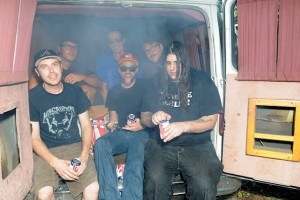 5GB With Wizard Smoke; Playing The Basement @ Graveyard Tavern, Friday, May 25th