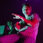 Glass Animals with Jagwar Ma at The New Coca-Cola Roxy Theatre 04/08/17