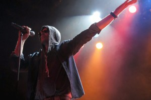 Picture Book & Live Review: Scott Weiland & The Wildabouts @ Center Stage