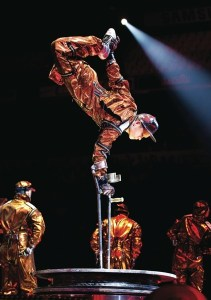 Cirque du Soleil: Michael Jackson