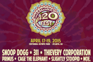 Sweetwater 420 Fest Lineup Announced: Snoop Dogg, 311, Thievery Corporation & More!