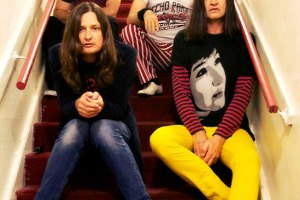 Interview with Steven from Redd Kross playing at The EARL on Wednesday, April 3