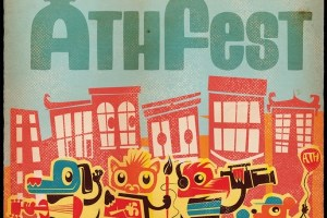 15th Annual AthFest Runs June 22-26