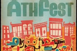 15th Annual AthFest Runs June 22-26