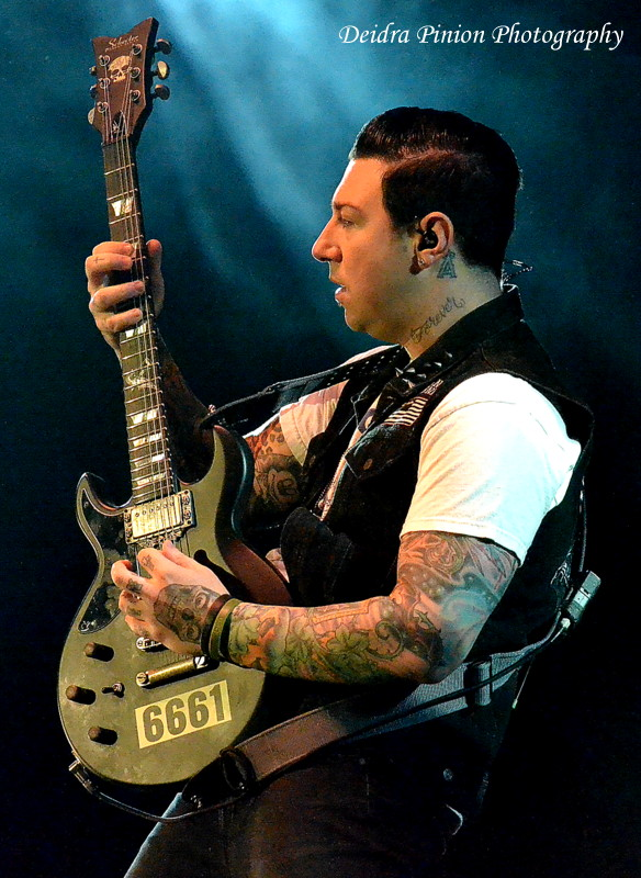 Avenged Sevenfold and Deftones 1237