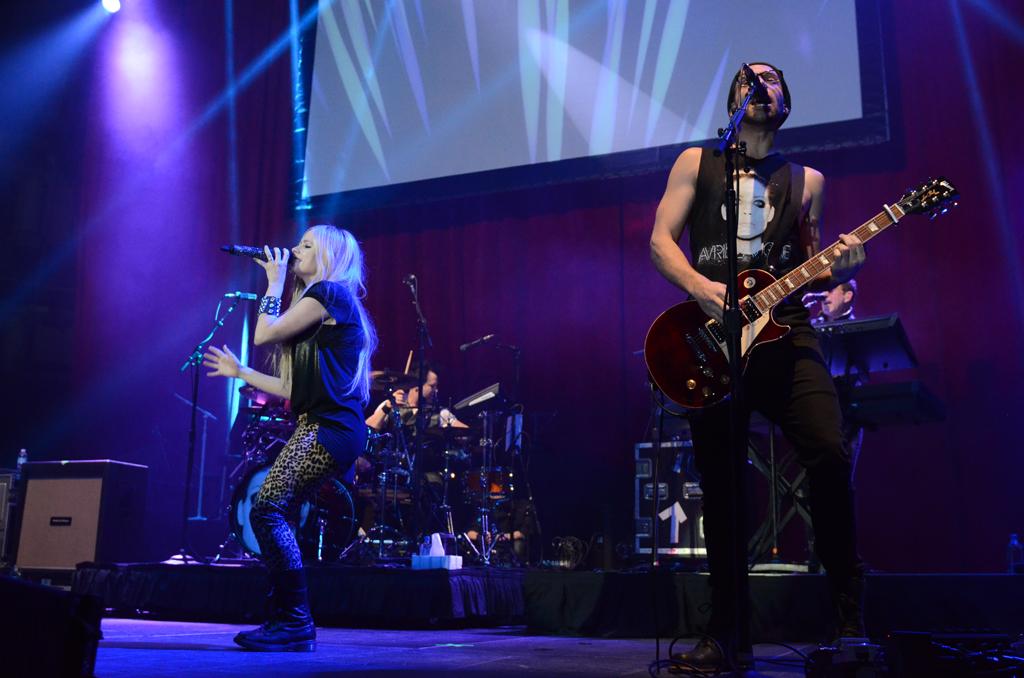 Avril Lavigne 09
