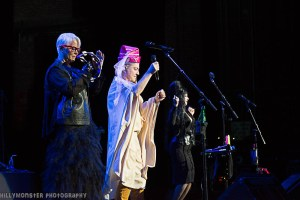 Photobook: The B-52s @ The Fox Theatre 10/30/15
