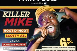 Creative Loafing Best of Atlanta Party Ft. Killer Mike 9/19