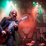 Blackberry Smoke with Rich Robinson at The Tabernacle 11/25/16