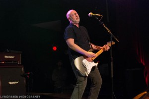 Bob Mould with David Barbe at Terminal West 11/11/16