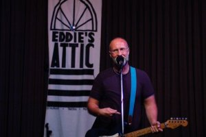 Picture Book: Bob Mould at Eddie's Attic, October 14