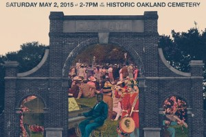 Event Preview: The Cryptophonic Tour @ Historic Oakland Cemetery 5/2