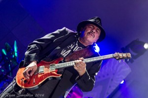Picture Book: Santana LIVE @ Chastain Park April 26, 2014