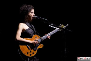 Picture Book: St. Vincent and David Byrne at Cobb Energy Performing Arts Centre 10/3