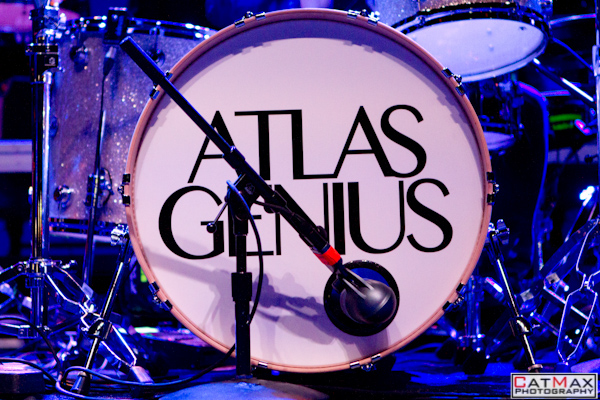 Atlas Genius Tabernacle