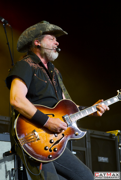 CatMax Photography-Ted Nugent-Verizon Wireless Amphitheater-3207