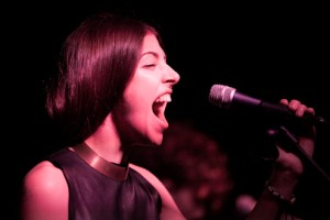 Picture Book: Chairlift at The EARL, April 19