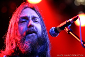 Picture Book: Chris Robinson Brotherhood at Center Stage, November 12