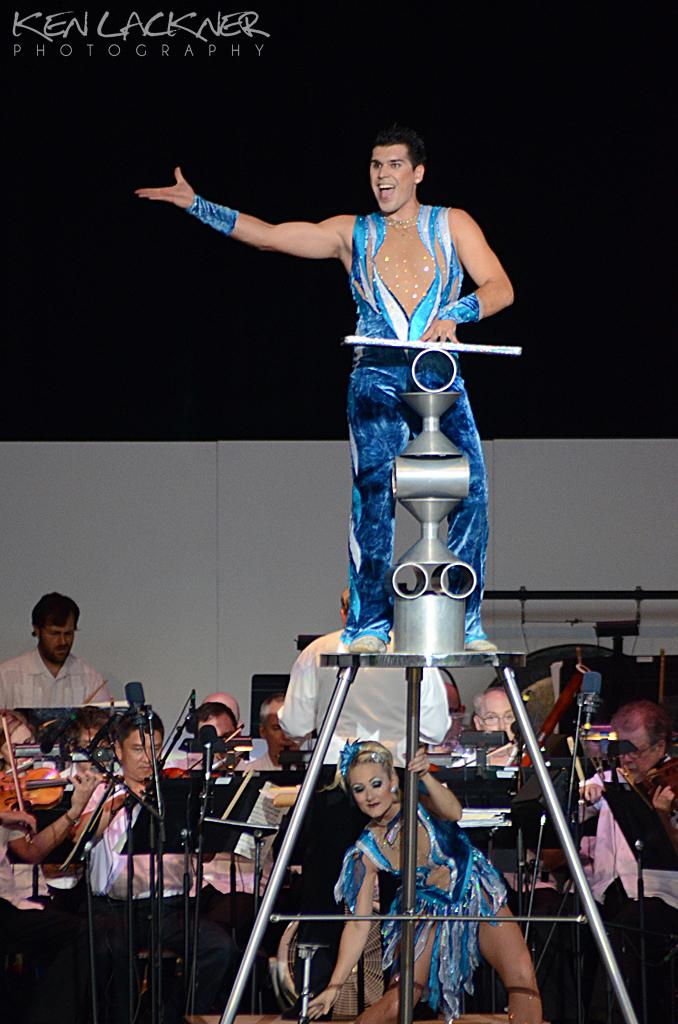 Cirque Musica 21