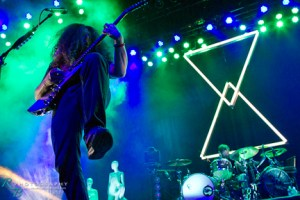 Picture Book: Coheed & Cambria with Between the Buried and Me and Russian Circles @ The Tabernacle 3/5