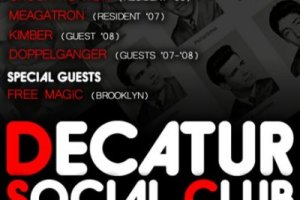 Decatur Social Club Returns Friday, June 25!