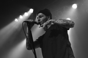 Picture Book & Review: The Neighbourhood with The 1975 @ Center Stage June 17th
