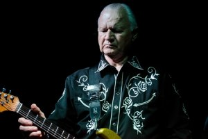 Picture Book: Dick Dale And Grinder Nova at The Earl on April 29th, 2012