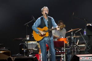 Live Review & Picture Book: Eric Clapton and The Wallflowers @ Gwinnett Center, 3/27