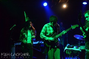 Picture Book: Faun and a Pan Flute @ The EARL, January 24, 2013