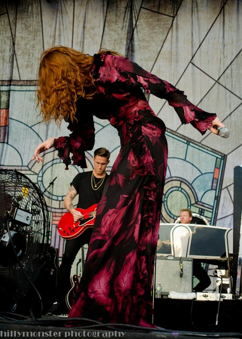 Florence + The Machines